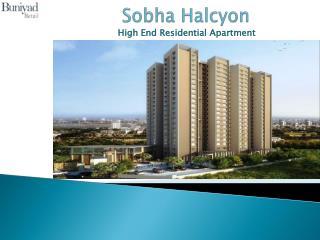 Sobha Halcyon Kannamangla, Whitefield Bangalore
