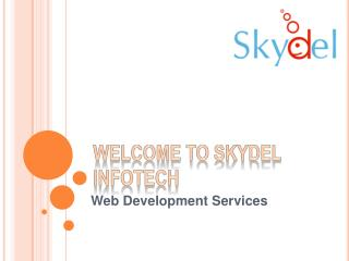 Get Best Web Development & Application Development Services
