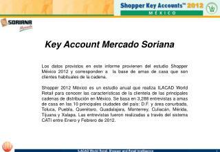 Key Account Mercado Soriana