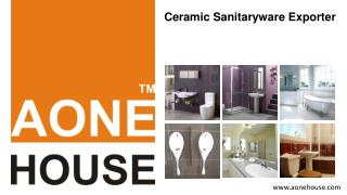 Ceramic Sanitarywares with new Appearance