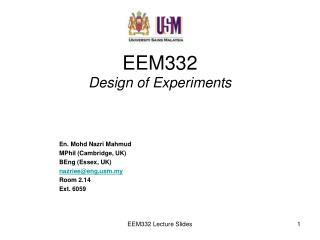 EEM332