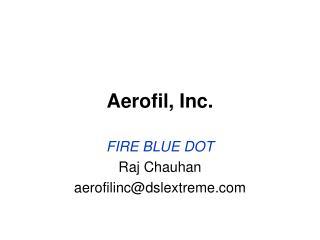 Aerofil, Inc.