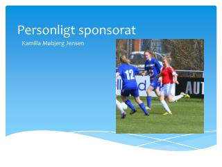 Personligt sponsorat