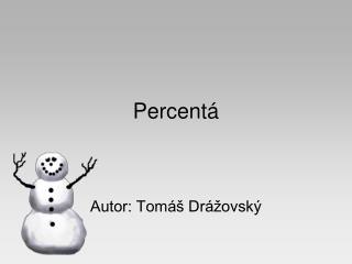 Percentá