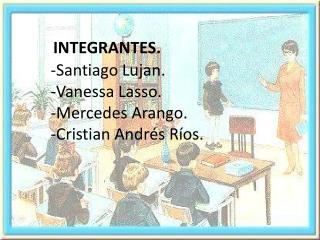 INTEGRANTES.