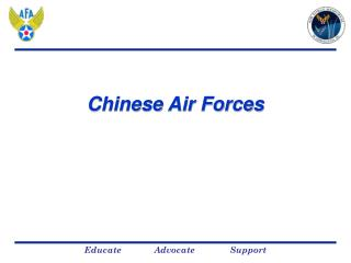 Chinese Air Forces
