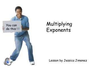 Multiplying Exponents