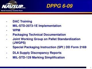 DPPG 6-09
