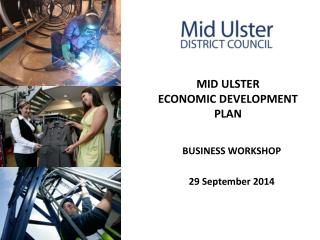 MID ULSTER  ECONOMIC DEVELOPMENT PLAN