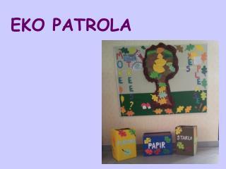 EKO PATROLA