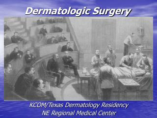 Dermatologic Surgery - Medical Degree Programs Campus and Online ...