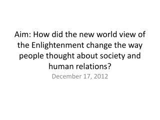 December 17, 2012