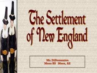 Mr.  DiDomenico Mesa HS   Mesa, AZ