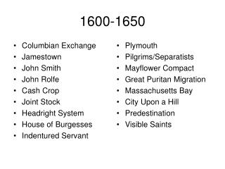 1600-1650