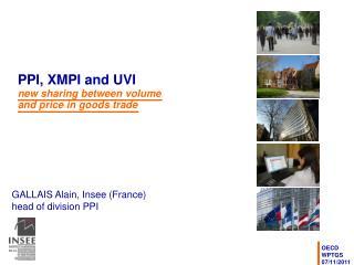 PPI, XMPI and UVI
