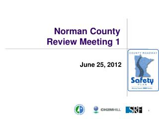 Norman County Review Meeting 1