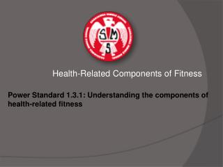 Health-Related Components of Fitness