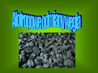 Alotropowe odmiany węgla