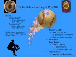 Elmhurst American Legion Post 187