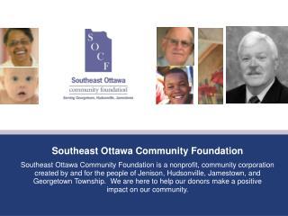 Southeast Ottawa Community Foundation
