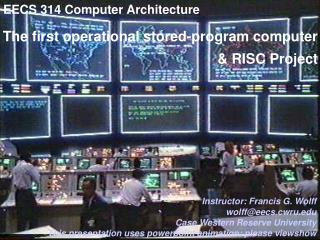 EECS 314 Computer Architecture