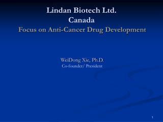 Lindan Biotech Ltd. Canada