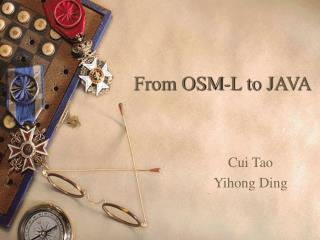 From OSM-L to JAVA