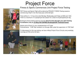 Project Force