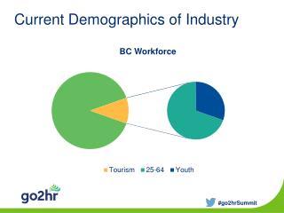 Current Demographics of Industry