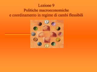 Lezione 9 Politiche macroeconomiche  e coordinamento in regime di cambi flessibili