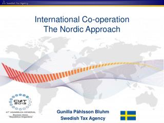 International Co-operation The Nordic Approach