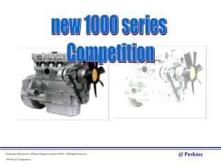 new 1000 series  Competition