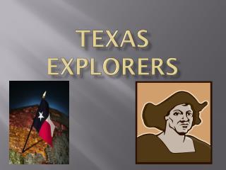 Texas  Explorers