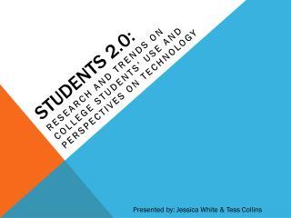 Students 2.0 :