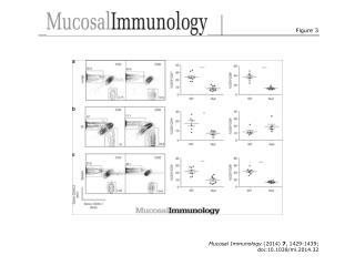 Mucosal Immunology  (2014)  7 , 1429-1439; doi:10.1038/mi.2014.32