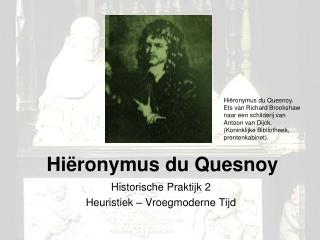 Hiëronymus du Quesnoy