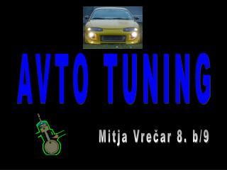 AVTO TUNING