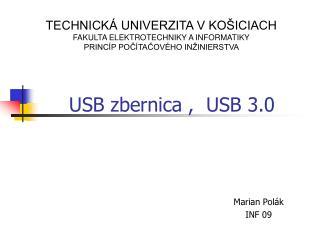 USB zbernica ,  USB 3.0