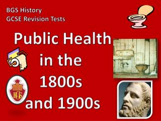 Public Health in the  1800s  and 1900s