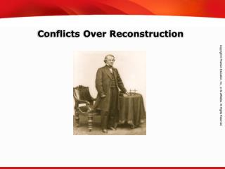 Conflicts Over Reconstruction