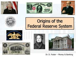 Origins of the Federal Reserve System