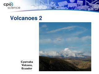 Volcanoes 2