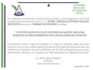 I. Falsas apreciaciones sobre la naturaleza jurídica del agente aduanal.