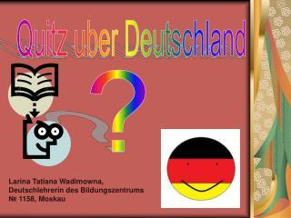 Quitz uber Deutschland
