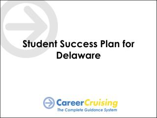 Student Success Plan for Delaware