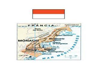 Nombre oficial:  Principado de Mónaco