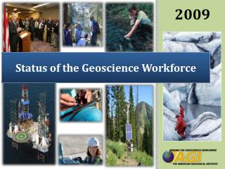 Status of the Geoscience Workforce