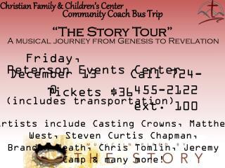 Christian Family & Children�s Center