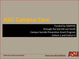 ASU Campus Care