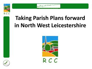 Taking Parish Plans forward in North West Leicestershire